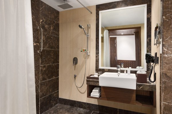 Differently Abled Rooms